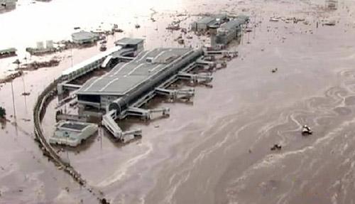 Chùm ảnh động đất sóng thần ở Nhật Bản - 5