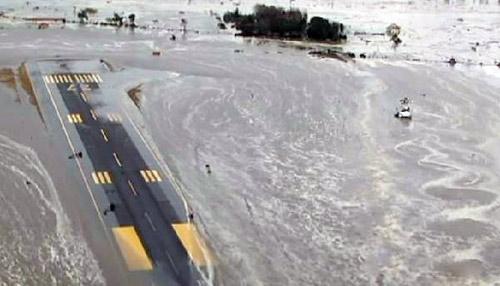Chùm ảnh động đất sóng thần ở Nhật Bản - 6