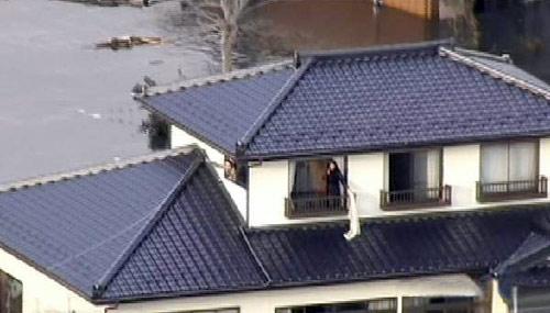 Chùm ảnh động đất sóng thần ở Nhật Bản - 12