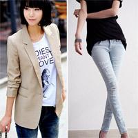 7 ngày phong cách với quần jeans