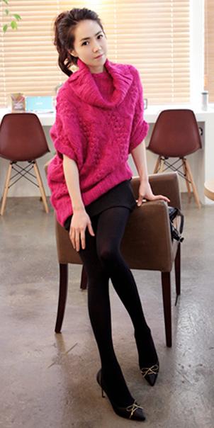 Tư vấn: Mặc đẹp với màu hồng đậm - 7