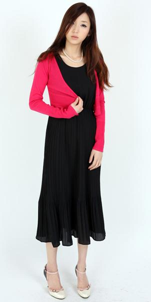 Tư vấn: Mặc đẹp với màu hồng đậm - 14