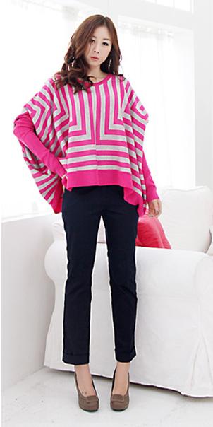 Tư vấn: Mặc đẹp với màu hồng đậm - 5