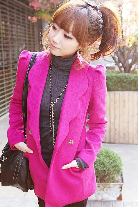 Tư vấn: Mặc đẹp với màu hồng đậm - 12