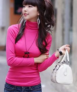 Tư vấn: Mặc đẹp với màu hồng đậm - 13