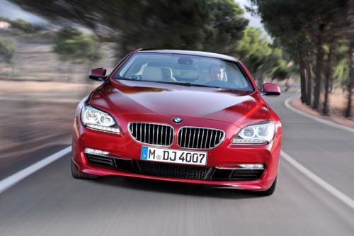 Đánh giá BMW 6-Series Coupe 2012 - 1