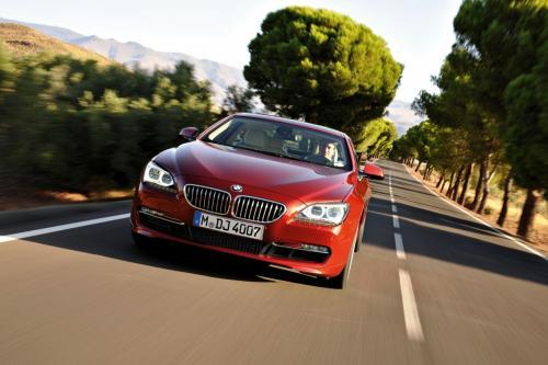Đánh giá BMW 6-Series Coupe 2012 - 2
