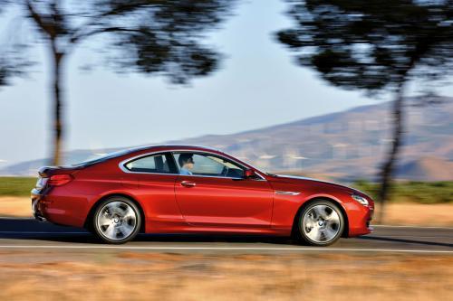 Đánh giá BMW 6-Series Coupe 2012 - 3
