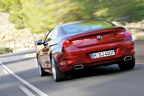 Đánh giá BMW 6-Series Coupe 2012 - 4