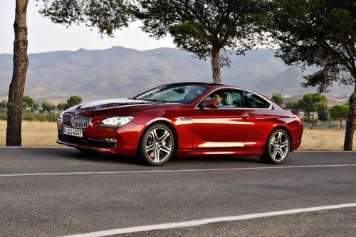 Đánh giá BMW 6-Series Coupe 2012 - 5