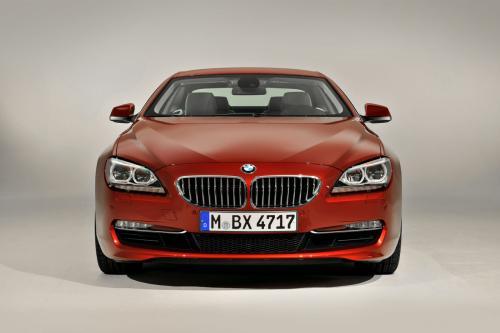 Đánh giá BMW 6-Series Coupe 2012 - 6