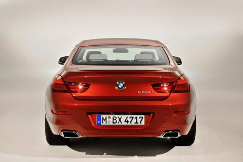 Đánh giá BMW 6-Series Coupe 2012 - 7