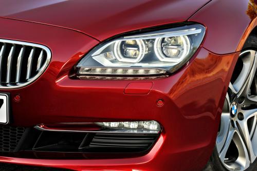 Đánh giá BMW 6-Series Coupe 2012 - 8