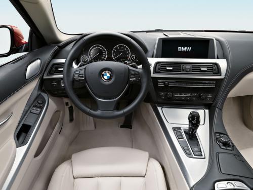 Đánh giá BMW 6-Series Coupe 2012 - 11
