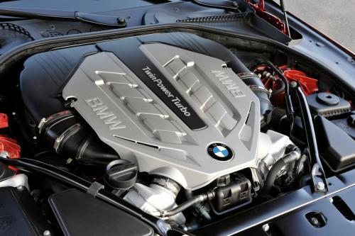 Đánh giá BMW 6-Series Coupe 2012 - 14