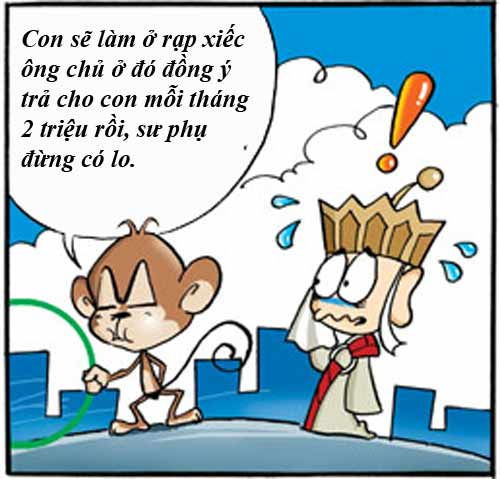 Tân Tây Du Ký (2): Sư phụ bị làm luật - 8