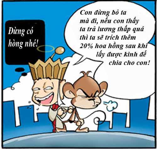 Tân Tây Du Ký (2): Sư phụ bị làm luật - 9