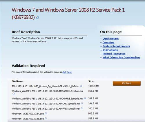 Hướng dẫn cài đặt & Gỡ bỏ Service Pack 1 trên Windows 7 - 1
