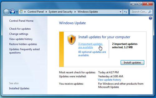 Hướng dẫn cài đặt & Gỡ bỏ Service Pack 1 trên Windows 7 - 2