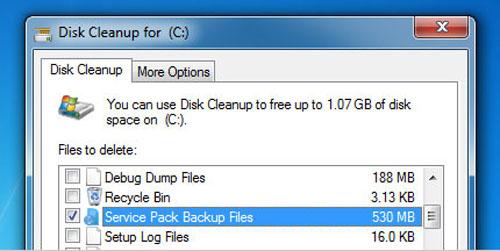 Hướng dẫn cài đặt & Gỡ bỏ Service Pack 1 trên Windows 7 - 6