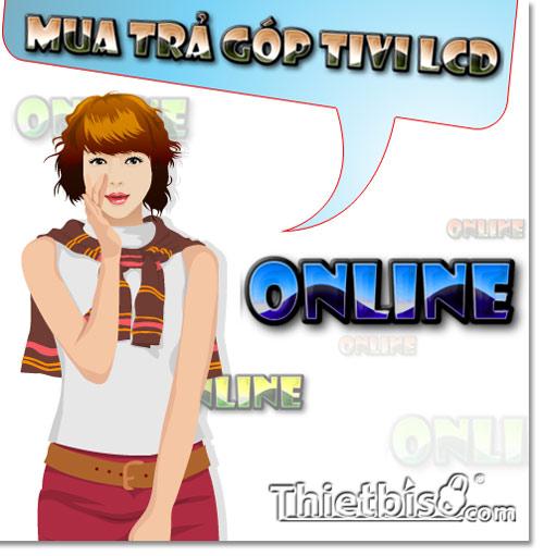 """""""Mua trả góp Tivi LCD online"""" tại Thietbiso.com - 3"""