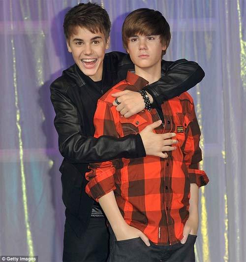 Justin Bieber có 'anh em sinh đôi' - 1