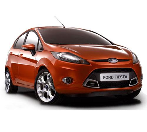 Ford Fiesta nội có giá 584 triệu đồng - 1
