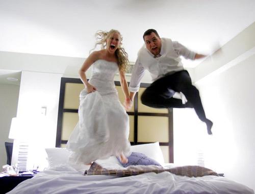 TOP 10 kiểu giường dành cho đêm tân hôn - 12