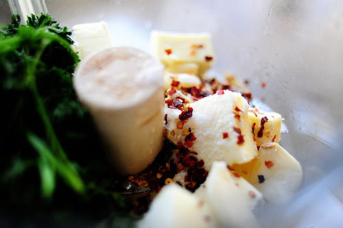 Thơm lừng tôm nướng bơ tỏi ngày lạnh - 2