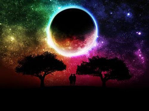 """Download miễn phí hình nền chủ đề """"ánh trăng"""" - 2"""