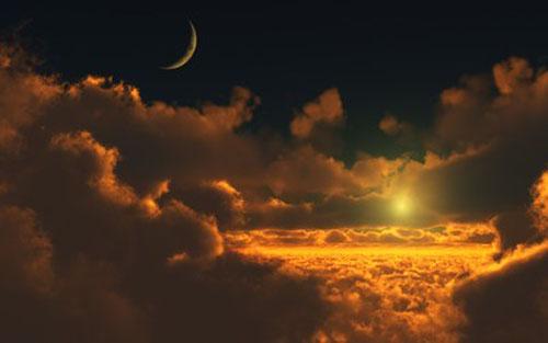 """Download miễn phí hình nền chủ đề """"ánh trăng"""" - 3"""