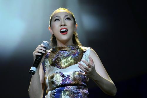 """""""Bống"""" xuất thần tại đêm nhạc Trịnh Công Sơn - 9"""