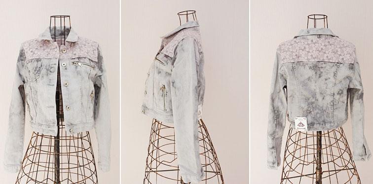 Khảo giá 3 mẫu áo khoác jeans thông dụng - 11