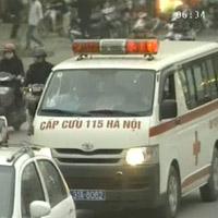 Xe cứu thương và ý thức người dân