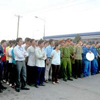 Hưởng ứng tuần lễ Quốc gia An toàn vệ sinh - phòng chống cháy nổ
