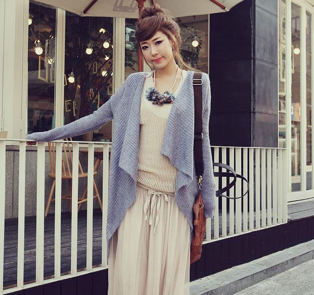 'Mix' áo cho chân váy dài duyên dáng - 15