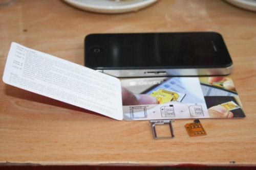 Mở khóa iPhone 4 chỉ trong 3 phút ở Hà Nội - 5