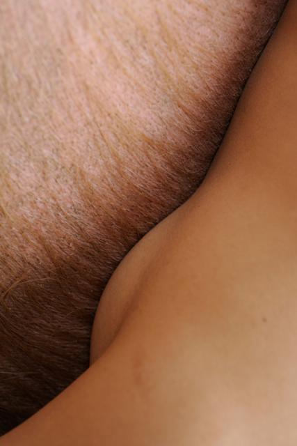 Giải mã về cô gái nude sống với heo - 5