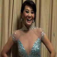 """Video: """" Soi """" hậu trường Nguyễn Cao Kỳ Duyên"""