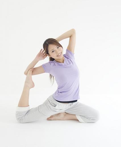 Video làm đẹp: Bài tập yoga tại nhà - 1