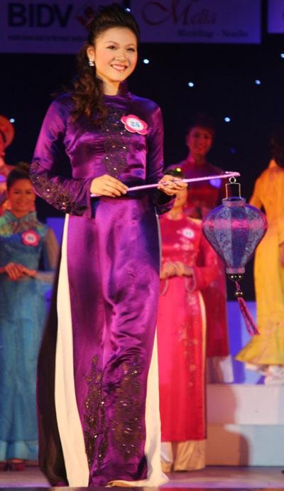 Em gái Công Vinh trở thành Hoa khôi Đại học Văn hóa mở rộng - 15