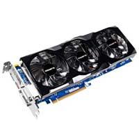 GIGABYTE ATI Radeon HD 6970 trang bị WindForce 3X