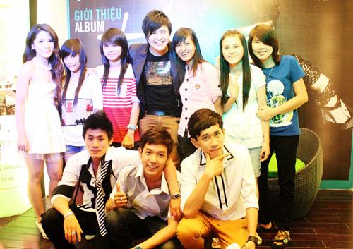 Wanbi Tuấn Anh sẽ hát vì cộng đồng - 6