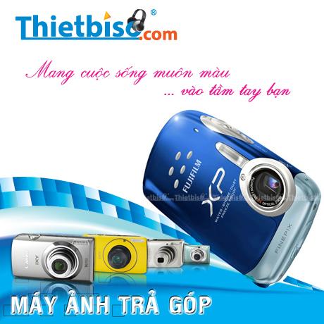Mua máy ảnh trả góp Online tại Thietbiso - 1