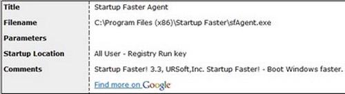 Startup Faster - Tối ưu và khởi động máy nhanh hơn - 4