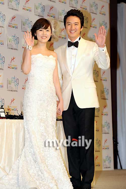 Toàn cảnh đám cưới của Jung Joon Ho - 4