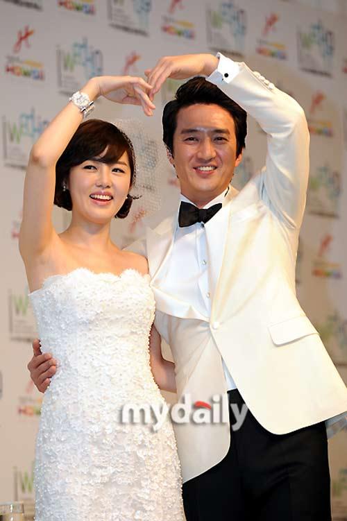 Toàn cảnh đám cưới của Jung Joon Ho - 5