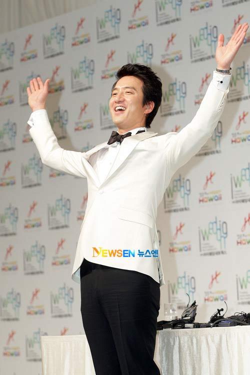 Toàn cảnh đám cưới của Jung Joon Ho - 1