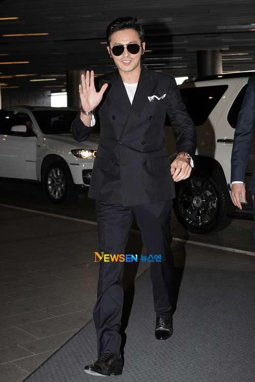 Toàn cảnh đám cưới của Jung Joon Ho - 10
