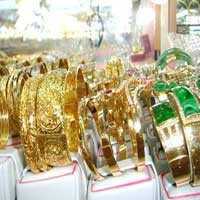 TPHCM: Tiệm vàng hết... vàng